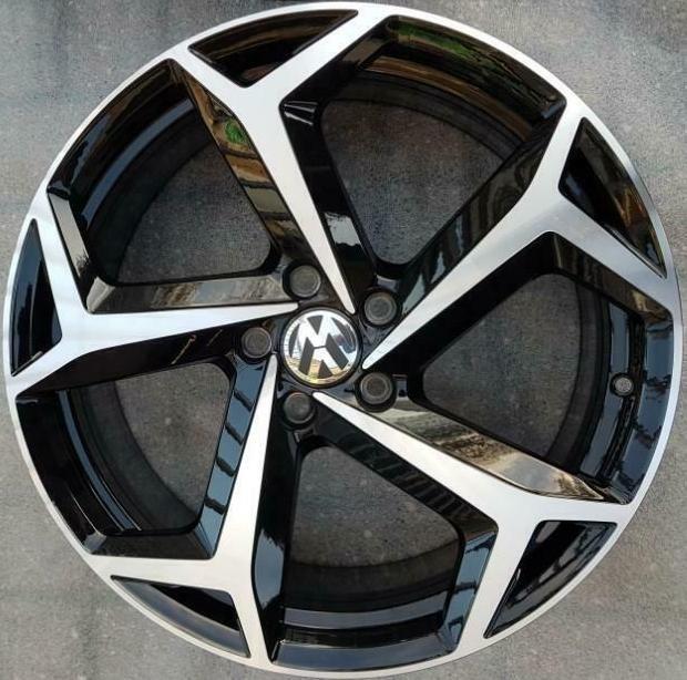 Org. VW velgenset demo velgen set Bonneville 18 inch zgan