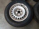 Org. velgen set velgenset VW Transporter T5 T6 staal 16 inch_