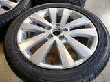 los velg origineel VW 5x112 17 inch Seattle 5K0601025Q / R_