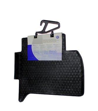 rubber vloermat mattenset mat set achter Amarok 2010+ nieuw