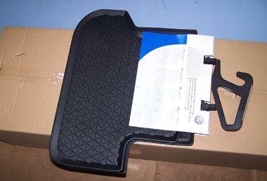 rubber vloermat mattenset mat set achterzijde Beetle 2011+