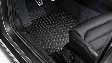Origineel rubber matten set voor Volkswagen Golf 7 2012+
