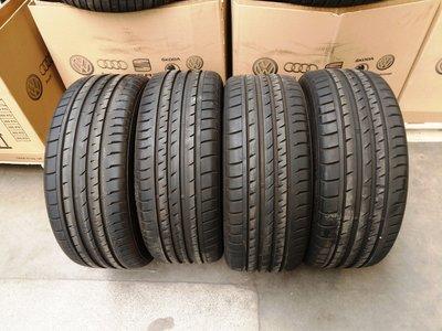 Continental banden 225 45 R18 95W 18 inch gebruikte set
