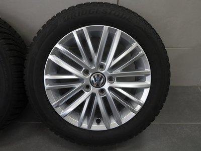 Org VW set velgenset demo Continental 215 60 R16 94H 5x112