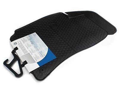 Origineel rubber matten set voor Volkswagen Transporter T4