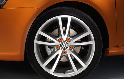 los velg origineel VW velg 5x112 18 inch Vision 1K5071498