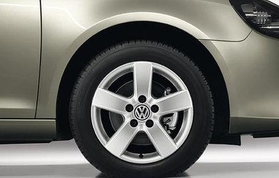 losse velg origineel VW velg 5x112 16 inch Mugello 1T0601025M