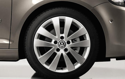 los velg origineel VW 5x112 17 inch Seattle 5K0601025Q / R