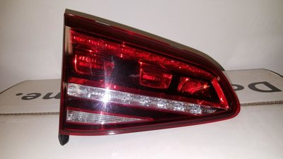 Achterlicht achter Golf 7 GTI LED Linksbinnen klep 5G0945307F