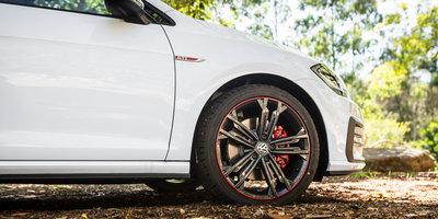 Originele velgenset velg set 18 inch Sevilla GTI Golf R ZGAN