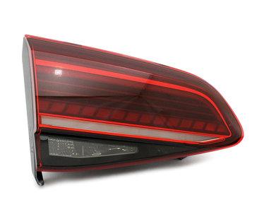 Achterlicht Linksbinnen klep Golf 7 Facelift Led 5G0945307P