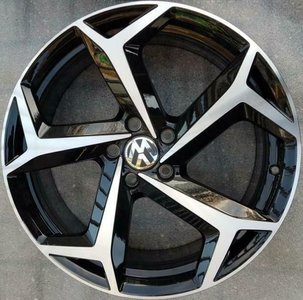 Org. VW velgenset demo velgen set Bonneville 19 inch zgan