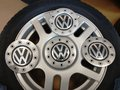 velgenset set VW Audi Seat 5x100 16 inch origineel 205 55 16